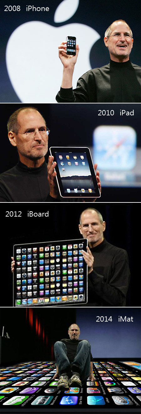 Steve Jobs Vision !