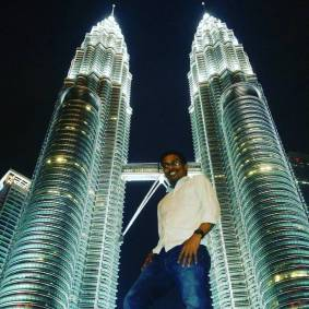 Petronas Night View